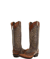 Stetson - Sanded Back Zipper Boot