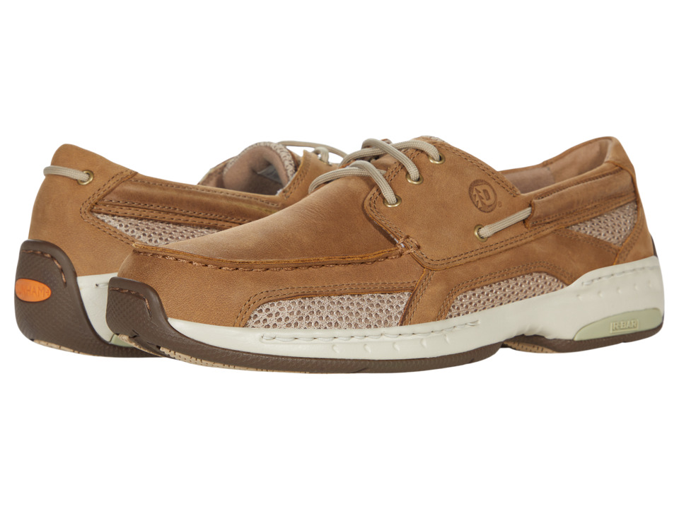 Dunham Captain (Tan Leather) Men