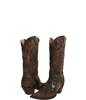 Stetson - Distressed Eagle Boot