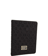 Marc by Marc Jacobs - Stardust Logo Neoprene iPad Book