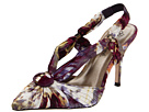 J. Renee - Carina (Rose Multi Pleated Fabric) - Footwear