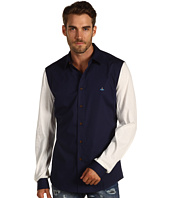 Vivienne Westwood MAN - Contrast Sleeve Button Down