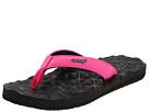 Reef - Reef Dreams (Black/Hot Pink) - Footwear