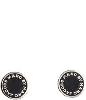 Marc by Marc Jacobs - Enamel Discs Logo Studs