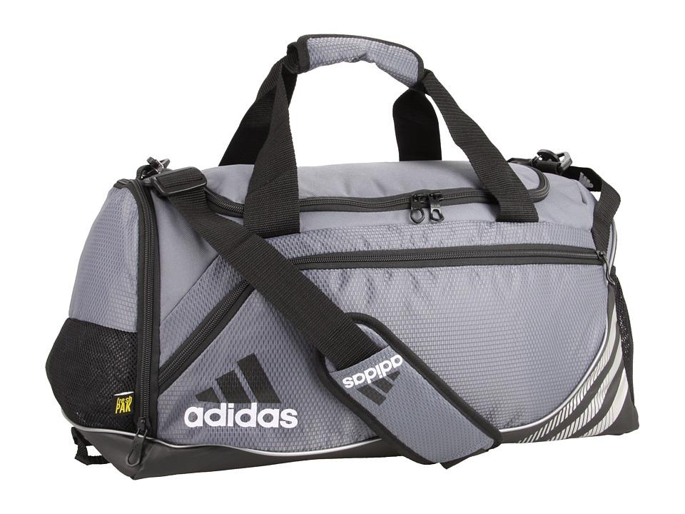 adidas - Team Speed Duffel - Small (Lead) Duffel Bags