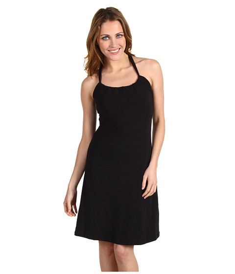 Prana - Quinn Dress (Black) - Apparel