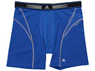adidas - Sport Performance Flex 360 ClimaCool Boxer Brief (Master Blue/Aluminum 2)