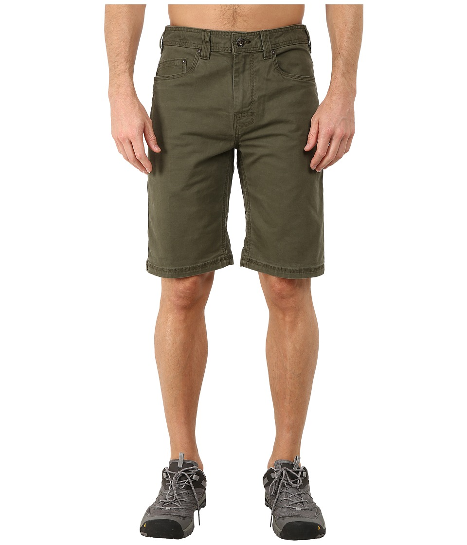 Prana Bronson Short (Cargo Green) Men
