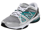New Balance WX1012 Silver Shoes