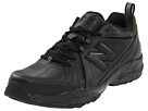 New Balance MX608v3 Black Shoes