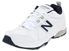 New Balance MX608v3 White Shoes