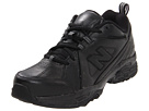 New Balance WX608v3 Black Shoes
