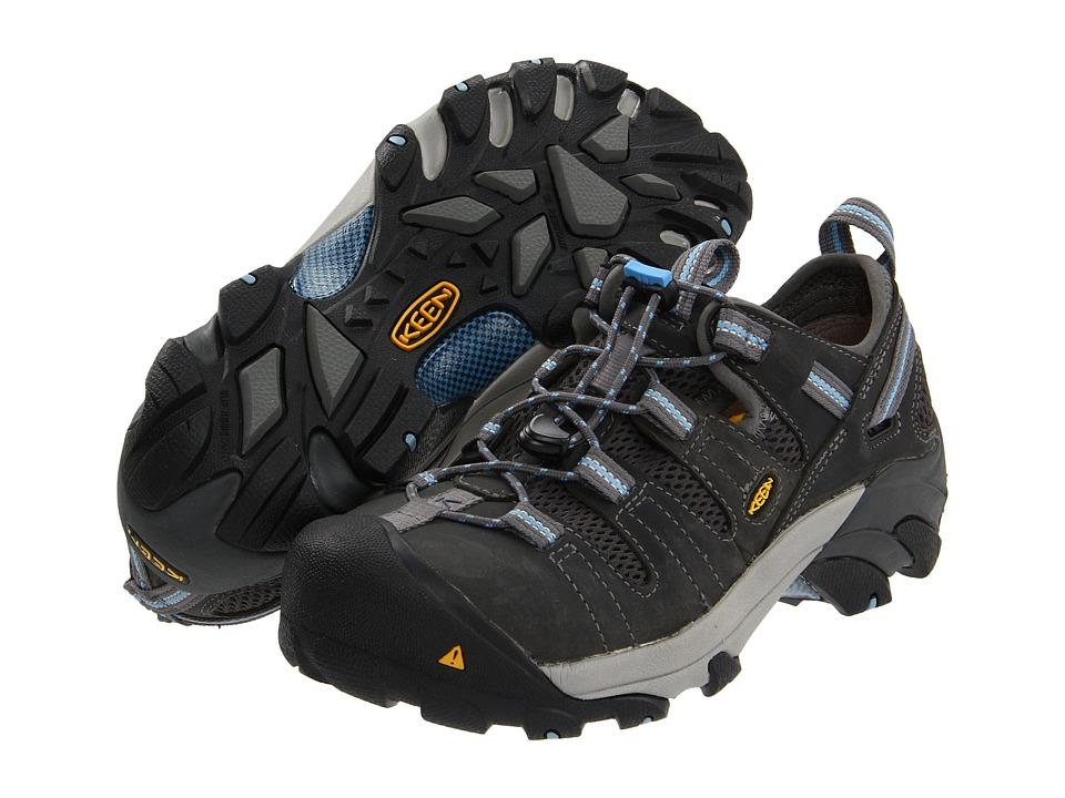 Keen Utility Atlanta Cool ESD (Gargoyle) Women's Work Boots