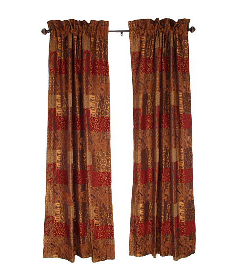 Croscill galleria shower curtain