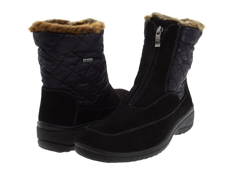 ara Maeko GORE-TEX (Black Combo) Women's Waterproof Boots