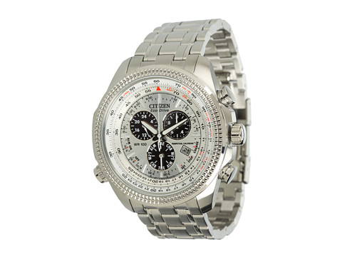 Citizen Watches BL5400-52A Eco-Drive Stainless Steel Sport Watch