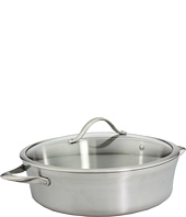 Calphalon - Contemporary Stainless Steel 5 Qt. Sauteuse