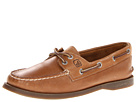 Sperry Top-Sider - A/O 2 Eye (Sahara W/Honey Outsole) - Footwear