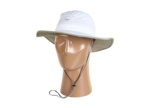 Outdoor Research Solar Roller Hat - White/Khaki