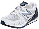 New Balance M1540 White, Navy Shoes
