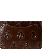 Jack Spade - Tattoo-Lined Credit Card Holder