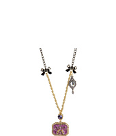Betsey Johnson - Tzarina Jewelry Box Long Pendant Necklace