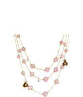 Betsey Johnson - Tzarina Beads Flower Necklace