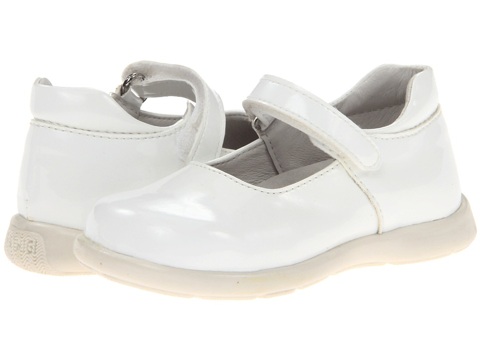 Primigi Kids Andes (Infant/Toddler) (White) Girls Shoes