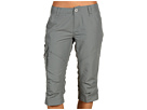 Marmot - Women's Emma Capri (Dark Pewter) - Apparel
