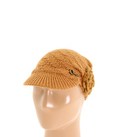 Fossil - Braylin Novelty Military Hat w/ Crochet Flower