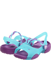 Crocs Kids - Emelina Sandal (Infant/Toddler/Youth)