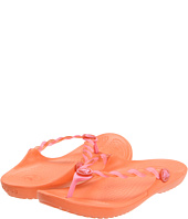 Crocs Kids - Translucent Weave Flip (Toddler/Youth)