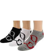 Fox - Core No Show Sock 3-Pair Pack