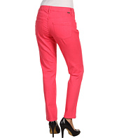 Jag Jeans - Low Jane Ankle Colored Denim in Pink Frizz