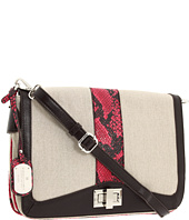 BCBGMAXAZRIA - Canvas Small Shoulder