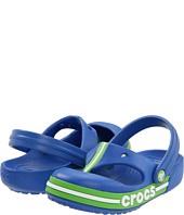 Crocs Kids - Crocband Toe Bumper Flip (Infant/Toddler/Youth)