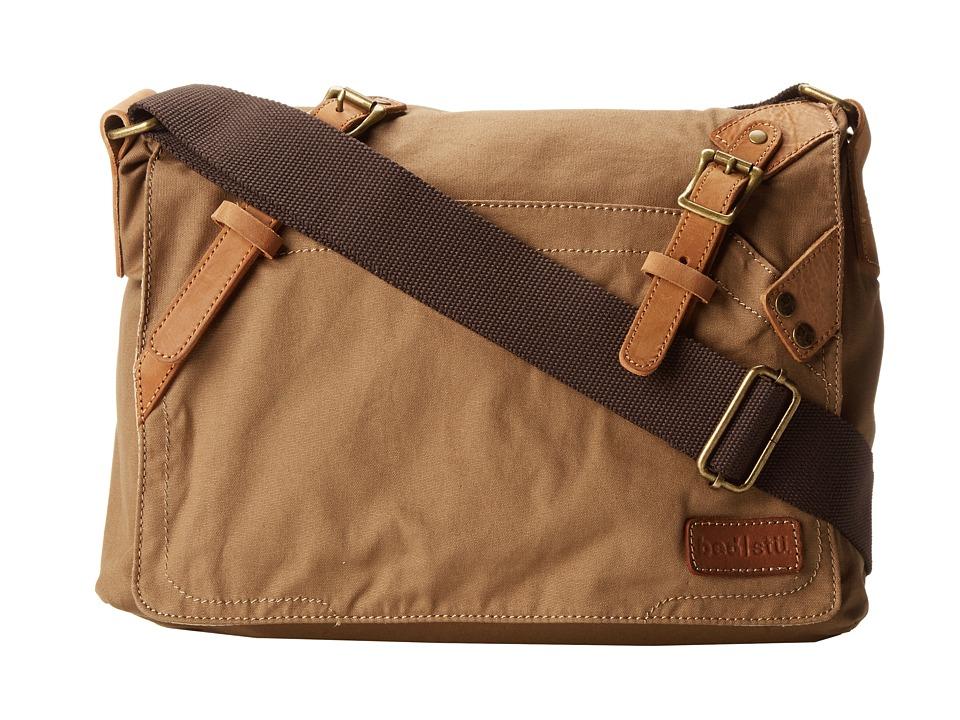 Bed Stu - Declan (Brown) Messenger Bags