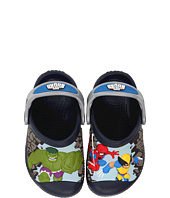 Crocs Kids - Marvel Super Hero Squad™ Jumps Into Action Custom Clog (Infant/Toddler/Youth)