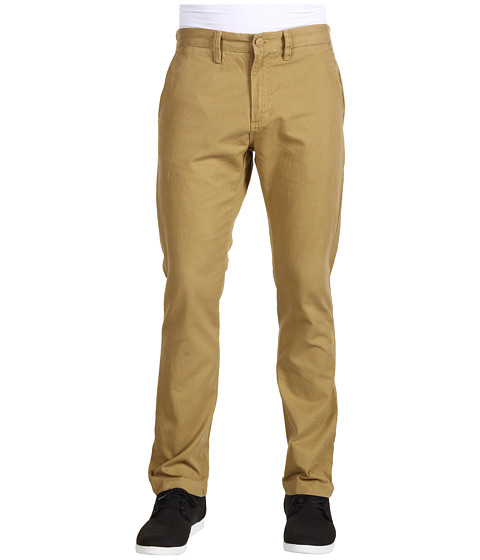 Mens Chino Pants. Keep a chill style while you hang out by the docks, on the yacht or with the boys. Give any casual outfit an added layer of cool with men's chino pants. Perfect for the spring season into the fall, chinos are staple pieces for every guy's wardrobe. So give those jeans and dress pants a break, and try a pair of chino pants.