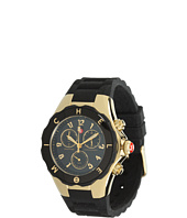Michele - Tahitian Jelly Bean Black Gold-Tone