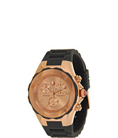 Michele - Tahitian Jelly Bean Grey Rose Gold-Tone