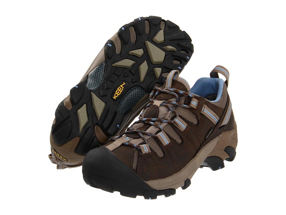 Keen Targhee II (Dark Earth/Allure) Women's Hiking Boots