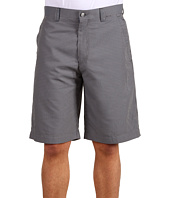 Callaway - BDSB0062 Gingham Plaid Flat Front Short