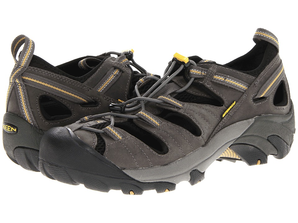 Keen - Arroyo II (Gargoyle/Tawny Olive) Mens Hiking Shoes