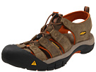 Keen - Newport (Shitake/Bombay Brown) - Footwear