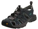 Keen - Turia Sandal (Dark Shadow/Sea Blue) - Footwear
