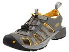 Keen - Turia Sandal (Gargoyle/Mimosa) - Footwear