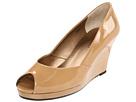 Vaneli - Brunella (Nude Smack Metallic Patent) - Footwear