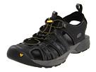 Keen - Turia Sandal (Black/Gargoyle) - Footwear