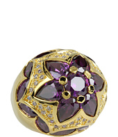 CZ By Kenneth Jay Lane - CZ Byzantine Dome Ring